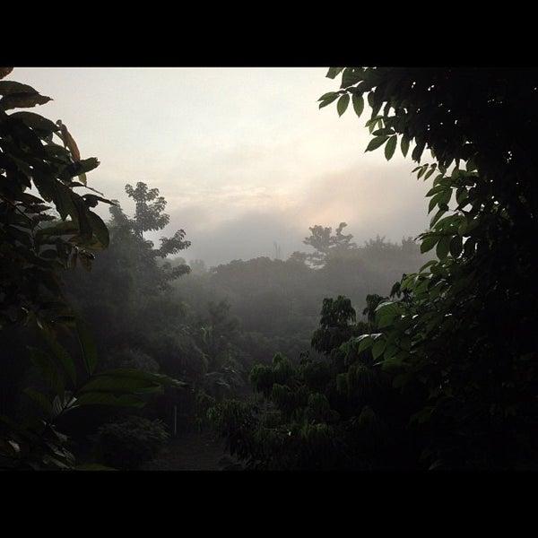 Photo taken at Lampang Vineyard by Jesada K. on 10/27/2012