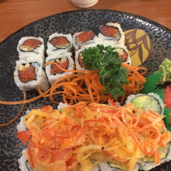 Photo taken at Yabi Sushi by Virgil M. on 3/31/2016