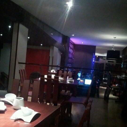 Photo taken at Gohan by Nicolás M. on 9/16/2012