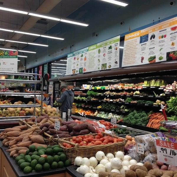 Co opportunity supermarket in santa monica for Food bar santa monica