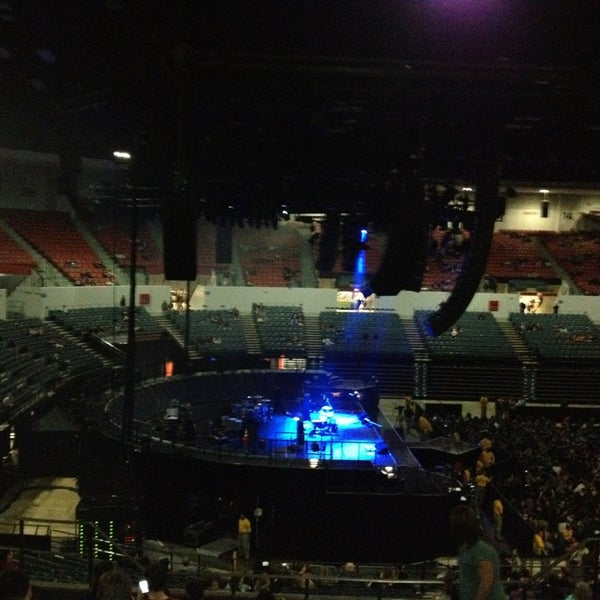 Photo taken at Valley View Casino Center by Cary on 1/22/2013