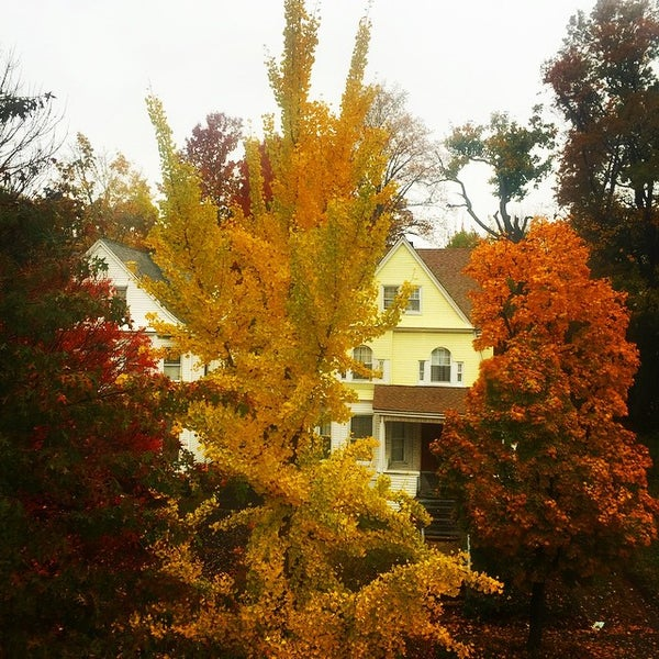 Photo taken at East Orange, NJ by MikeQ on 11/6/2014