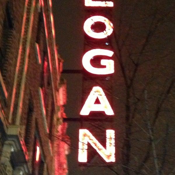 Photo taken at Logan Theatre by Jose Javier A. on 1/5/2013