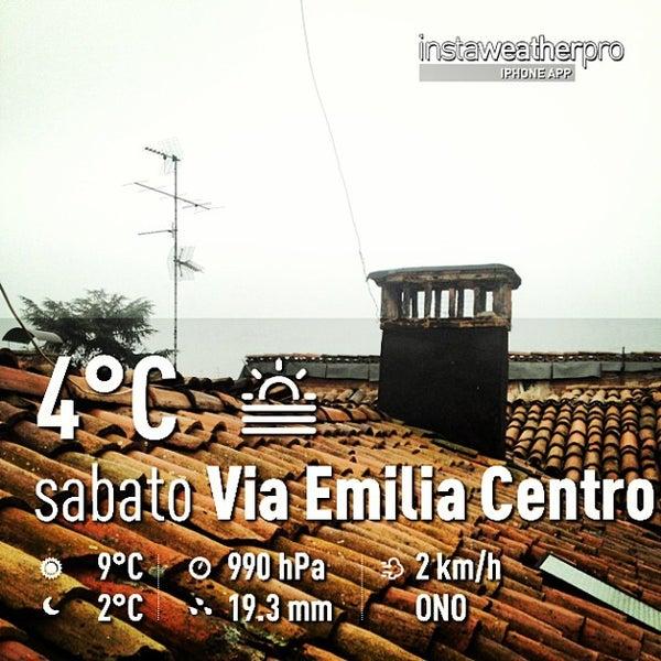 Photo taken at Via Emilia Centro by Marco on 2/2/2013