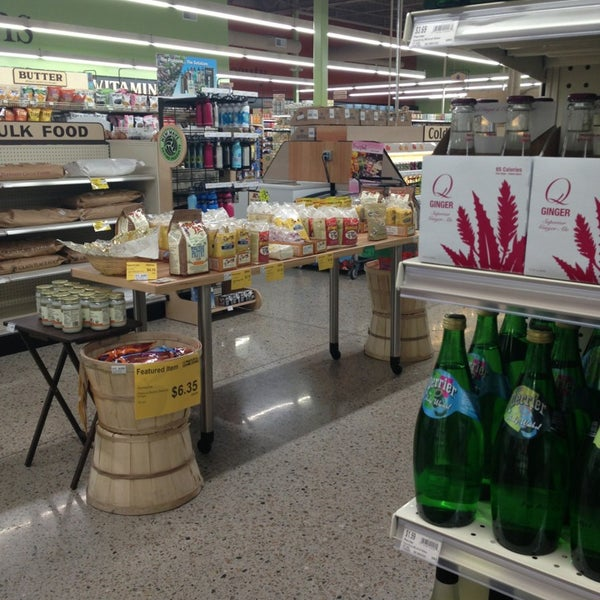 Natural Food Grocery Stores Denver