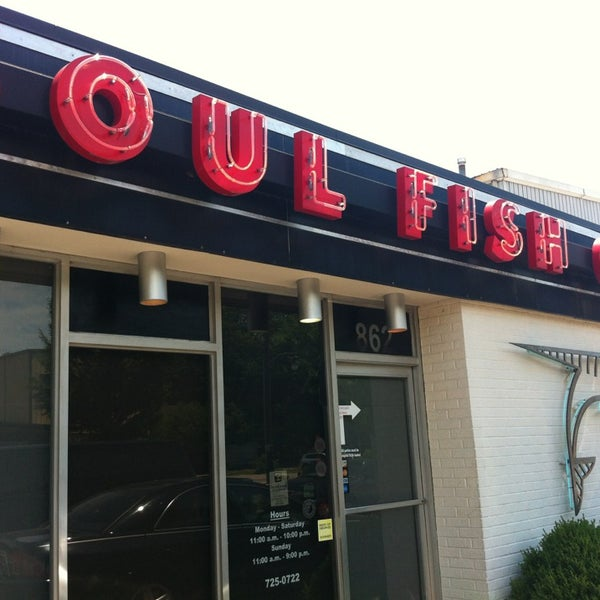 Soul fish seafood restaurant in memphis for Soul fish memphis