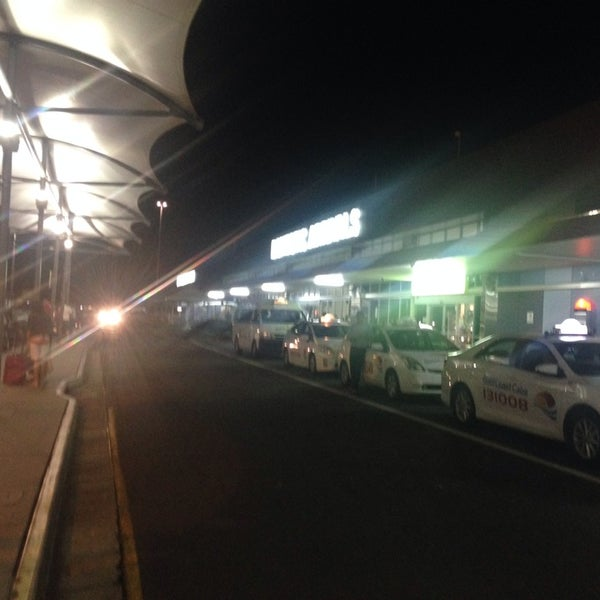 Photo taken at Gold Coast Airport (OOL) by Elliot C. on 2/7/2014