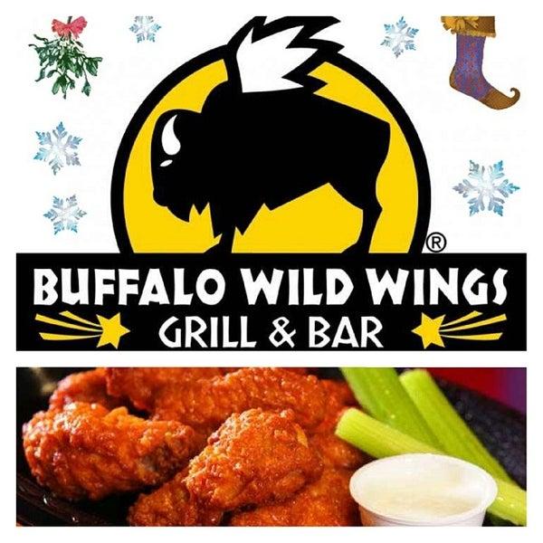 Photo taken at Buffalo Wild Wings by Bernie A. on 12/19/2013