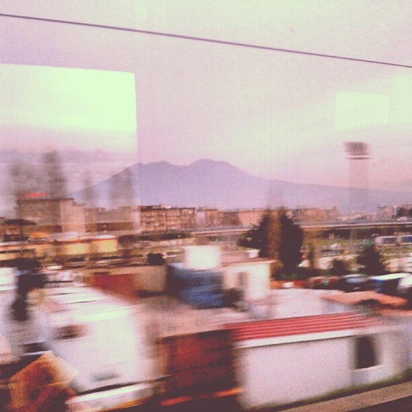 Photo taken at Napoli Centrale Railway Station (INP) by Cristiano E. on 3/1/2013