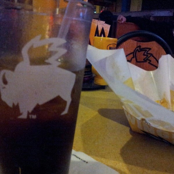 Photo taken at Buffalo Wild Wings by Bre W. on 2/24/2013