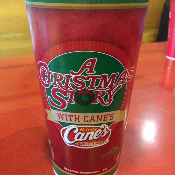 Photo taken at Raising Cane's by Greg on 11/24/2013