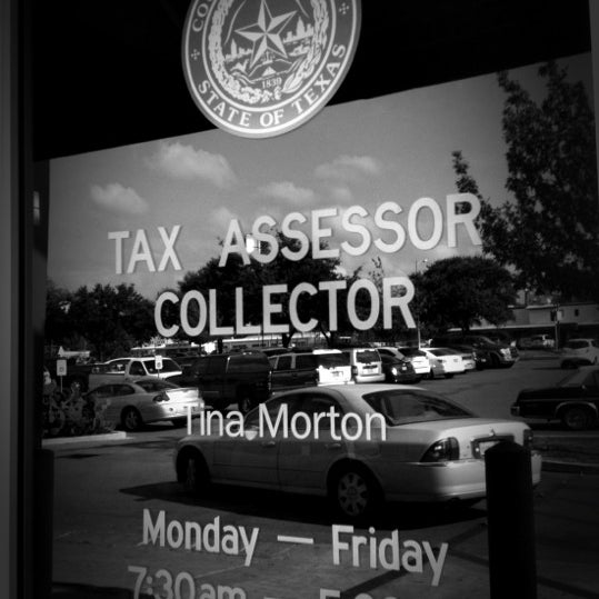 Travis County Tax Office