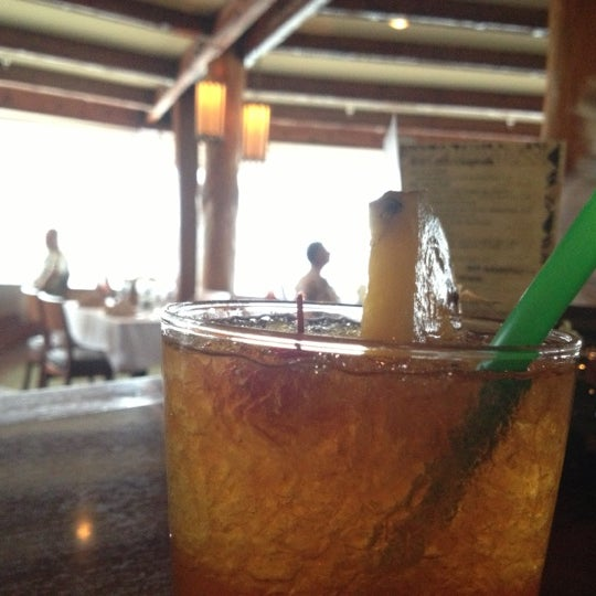 Photo taken at Bali Hai Restaurant by billy o. on 10/20/2012