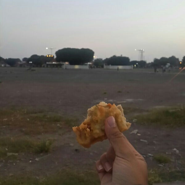 Photo taken at Alun - Alun Lor by Wahyu A. on 9/13/2015