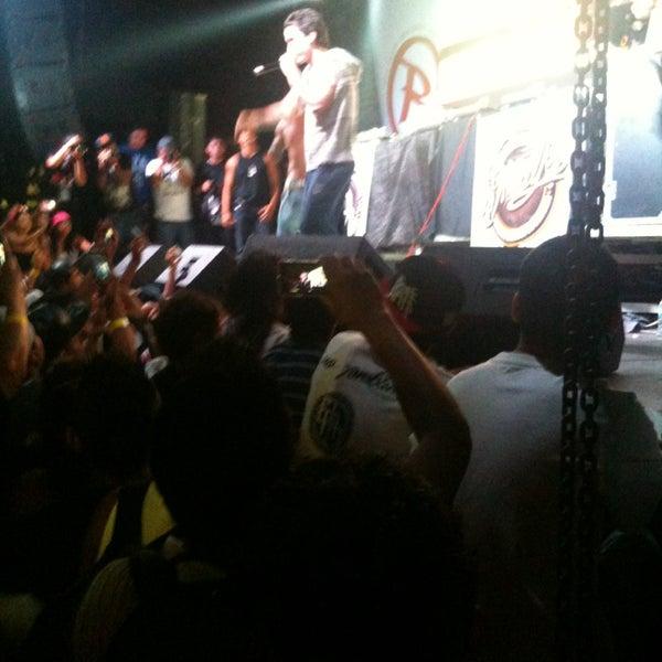 Photo taken at Arena Adolfo Lopez Mateos by MiriaM on 4/28/2013