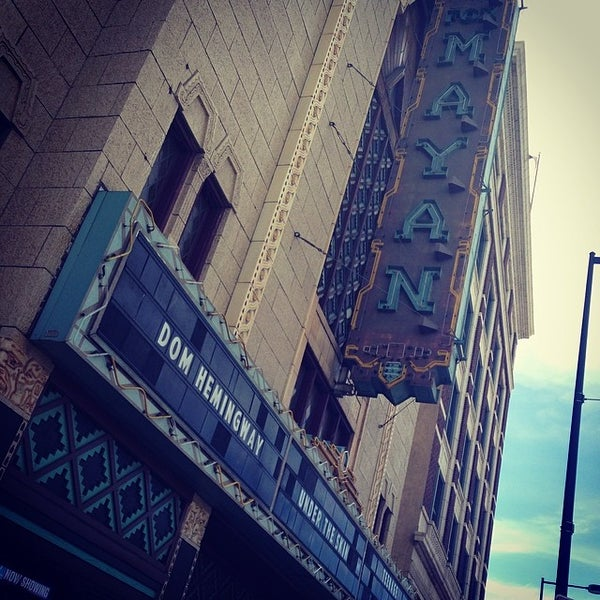 Photo taken at Mayan Theatre by José L. on 4/18/2014