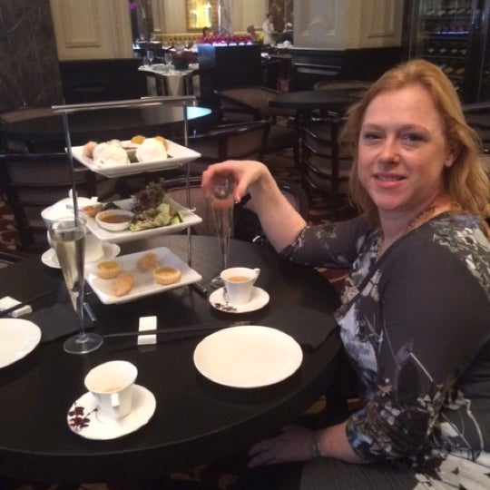 Don't order the High Tea it is £25 per head and very little food. Quality is good but you leave hungry.