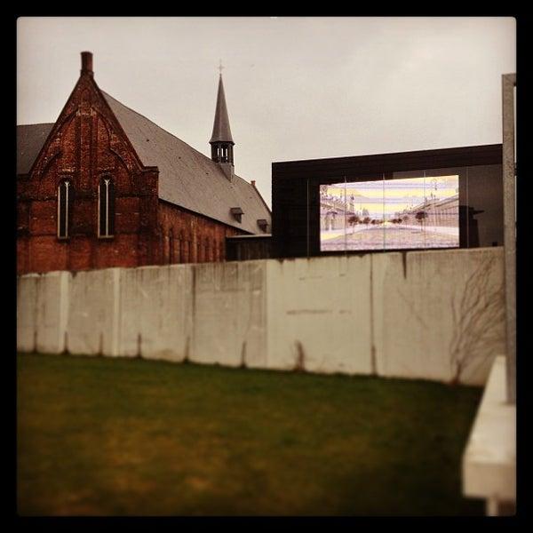 Photo taken at Stadsmuseum Gent | STAM by Jeroen C. on 3/10/2013