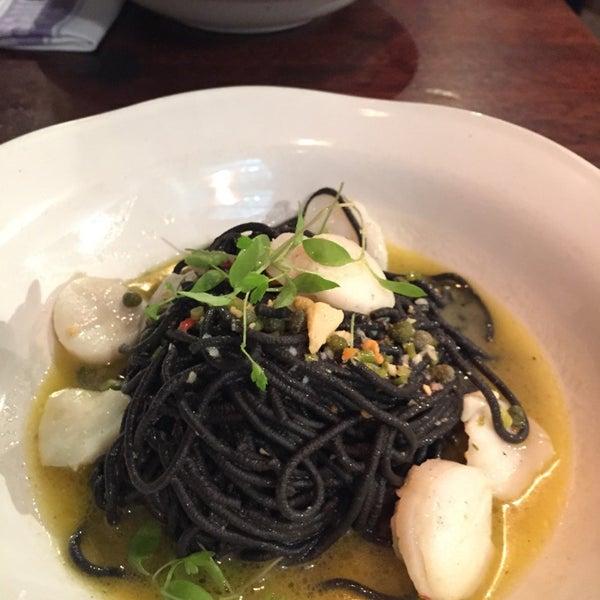 Photo taken at Jamie's Italian by Emily C. on 11/18/2014