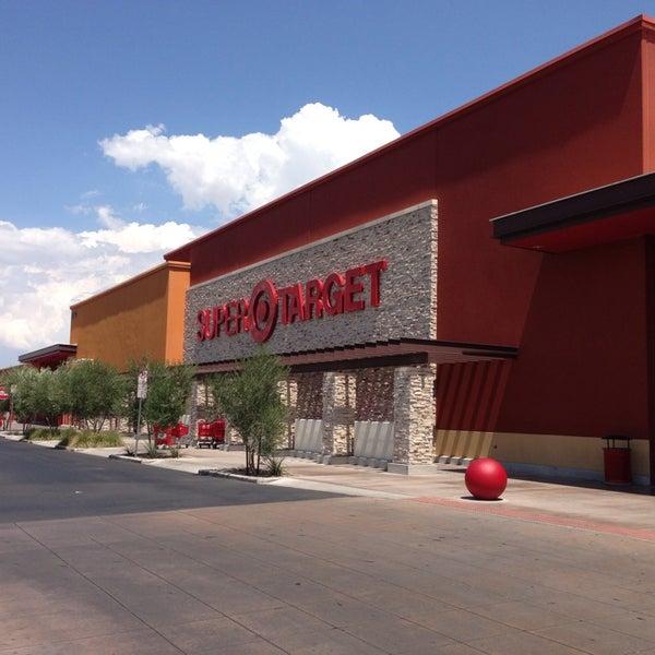 Supertarget Department Store In Tucson