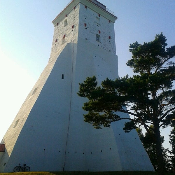 Photo taken at Kõpu tuletorn  | Kõpu Lighthouse by Maija P. on 7/26/2014