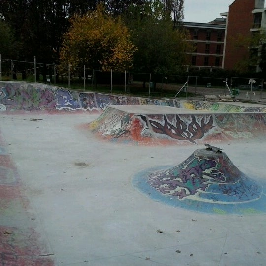 Photo taken at Skate Park by Angel G. on 11/15/2012
