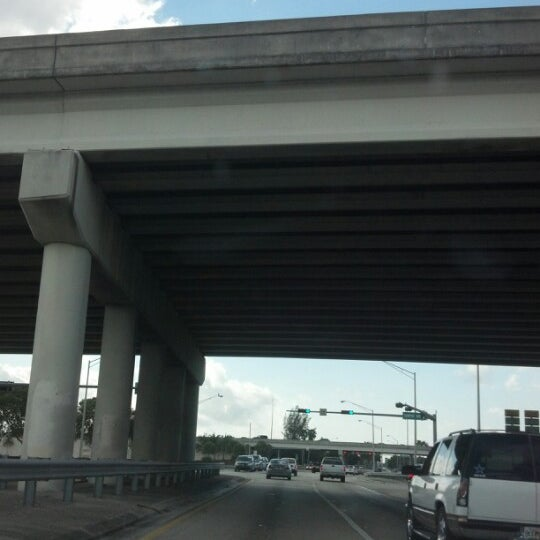 Photo taken at Under The Turnpike by Juan J. P. on 12/26/2012