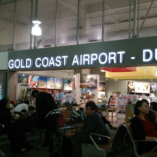 Photo taken at Gold Coast Airport (OOL) by Roland H. on 5/12/2013
