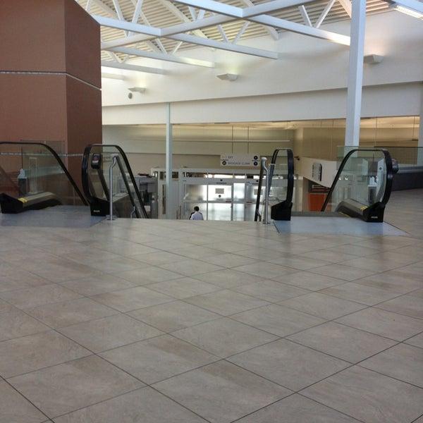 Photo taken at Saskatoon John G. Diefenbaker International Airport (YXE) by Greg S. on 3/31/2013