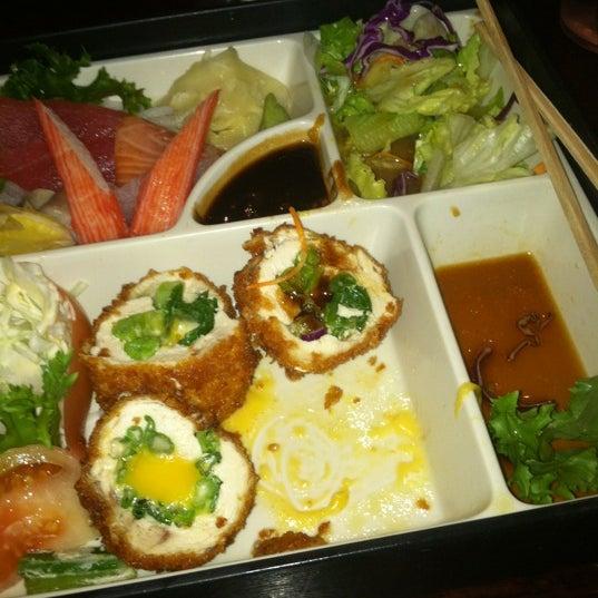 Photo taken at Sushi Lounge by Adam H. on 9/21/2012