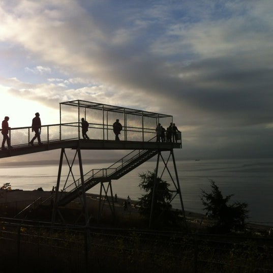 Photo taken at Carkeek Park by Jeremy T. on 11/24/2012