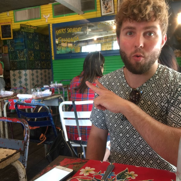 Photo taken at Miss Favela by Jeff P. on 9/6/2015