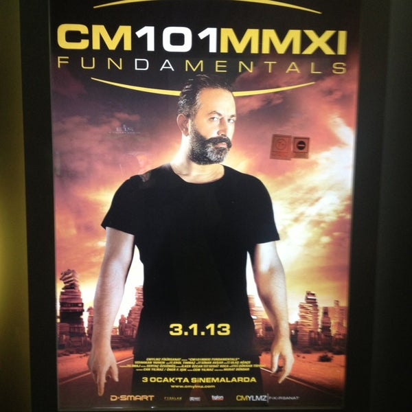 Photo taken at Cinemaximum by Gülsen on 1/13/2013