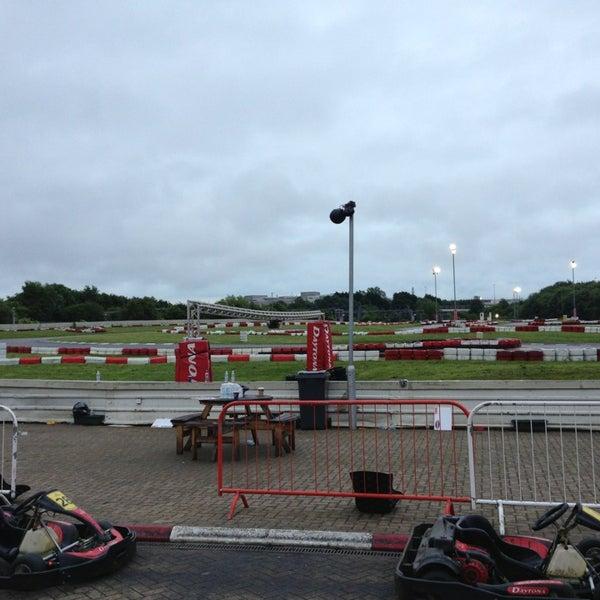 Photo taken at Daytona Karting Circuit by alan on 6/27/2013