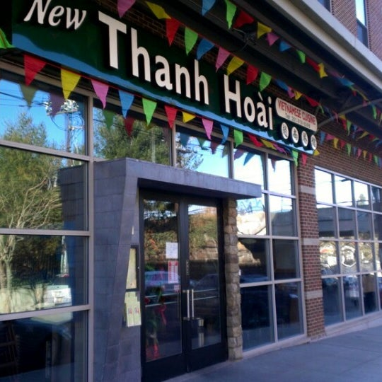 New Thanh Hoai - Vietnamese Restaurant in Historic Downtown