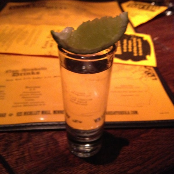 Photo taken at Barrio Tequila Bar by Meghan J. on 1/1/2013