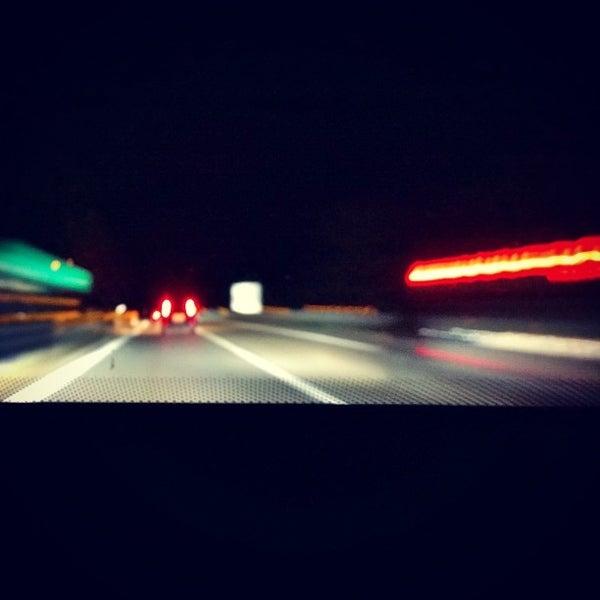 Photo taken at Autostrada A16 Napoli - Canosa by Elvira R. on 2/16/2014