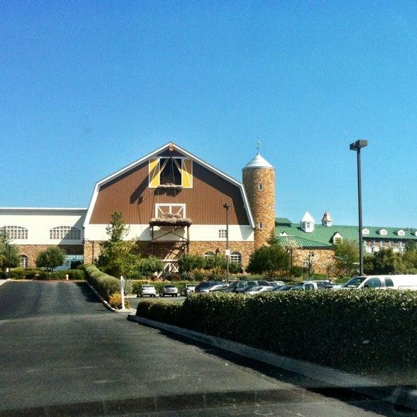 Photo taken at Barona Resort & Casino by brandon on 3/17/2013