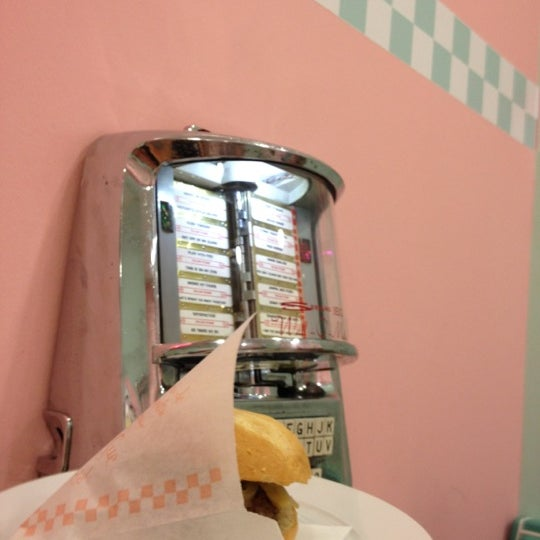 Photo taken at Peggy Sue's by Maida B. on 9/14/2012