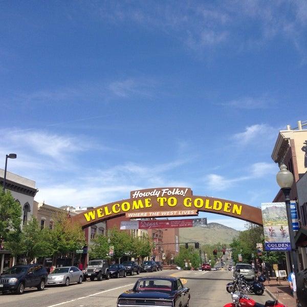 Photo taken at Golden, CO by Glen L. on 5/25/2013