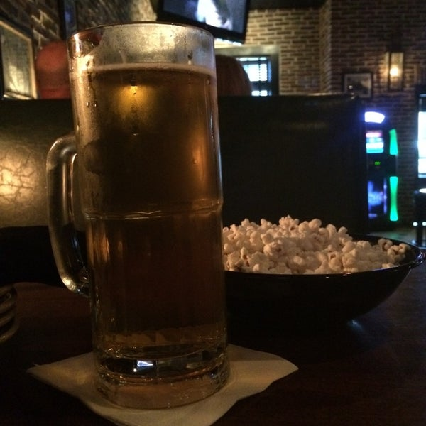 Photo taken at Lucky's 13 Pub by Kerry H. on 7/17/2014