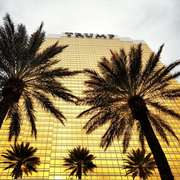 Photo taken at Trump International Hotel Las Vegas by Clark on 3/13/2013