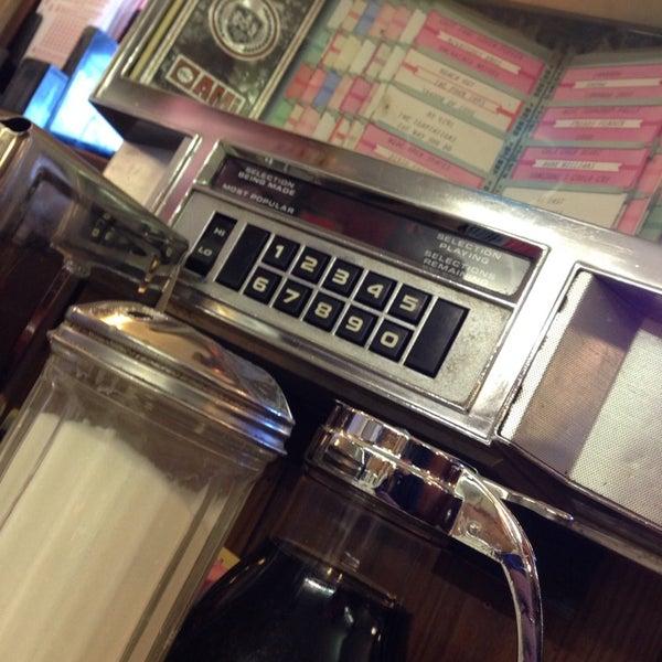 Photo taken at Tastee Diner by George V. on 11/8/2014