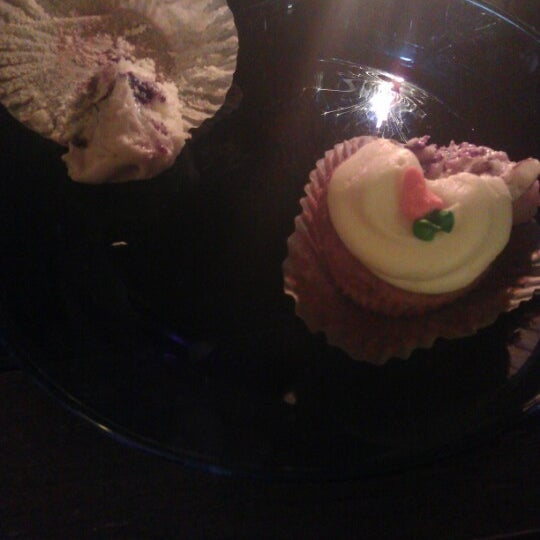 Photo taken at Sift Cupcake & Dessert Bar by Aleksandra A. on 11/17/2012