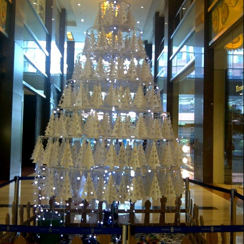 Photo taken at Pacific Place by Sõéi 丘. on 12/19/2012