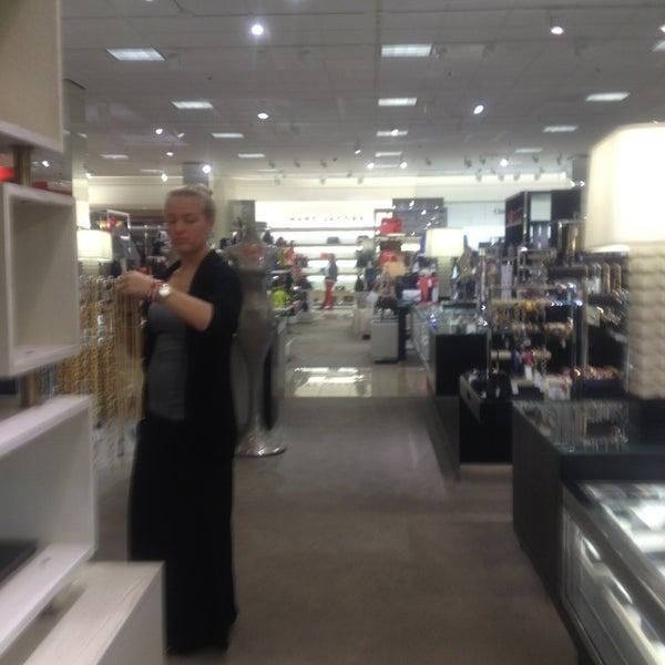 Photo taken at Nordstrom Galleria Dallas by Josh v. on 12/27/2013