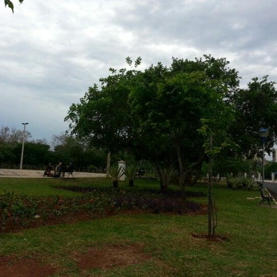 Photo taken at Parque Ecológico Maurilio Biagi by Karla M. on 11/3/2012