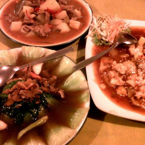 Photo taken at Phuket Thai Resto by vellazone on 4/30/2013