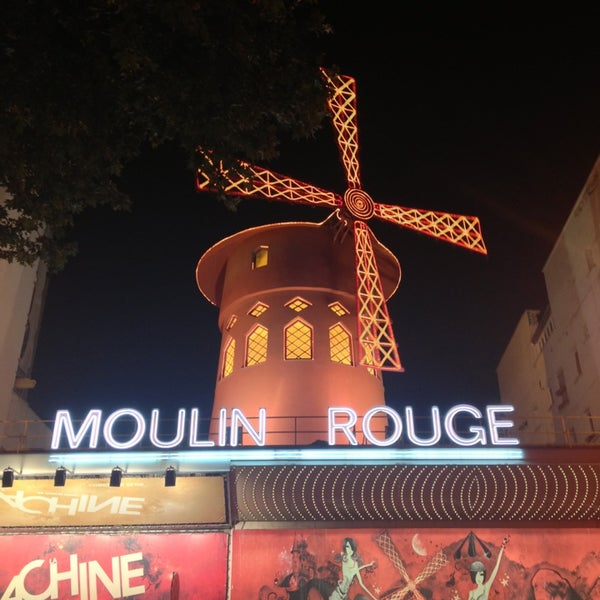Photo taken at Moulin Rouge by Melissa K. on 7/20/2013