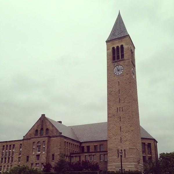 Photo taken at Cornell University by Minji S. on 6/10/2013